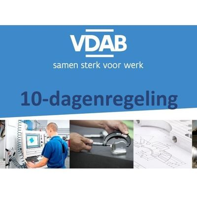 VDAB industrie cover
